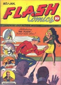 golden age Flash Comics #1